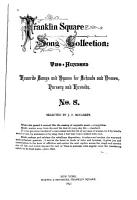 Franklin Square Song Collection PDF