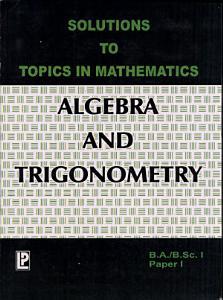 Solutions to Algebra and Trigonometry Book