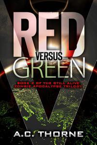 Still Alive 2  Red Versus Green Book