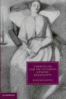 Tuberculosis and the Victorian Literary Imagination PDF