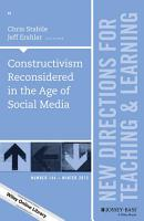 Constructivism Reconsidered in the Age of Social Media PDF