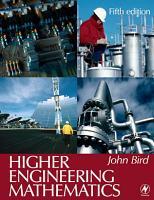 Higher Engineering Mathematics PDF