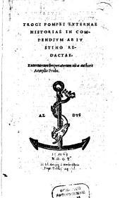 Ex Trogo Pompeio Historiae