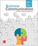 Business Communication  A Problem Solving Approach  Loose Leaf  PDF