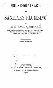 House-drainage and sanitary plumbing