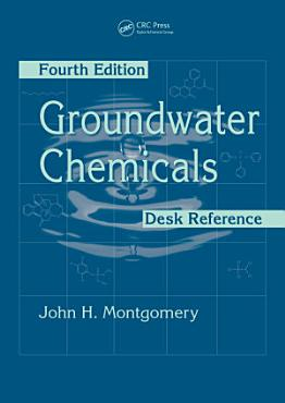 Groundwater Chemicals Desk Reference PDF