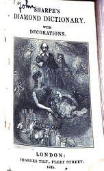 Sharpe's diamond dictionary of the English language