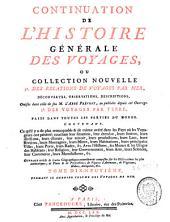 Continuation de l'Histoire Générale des Voyages