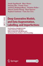 Deep Generative Models, and Data Augmentation, Labelling, and Imperfections