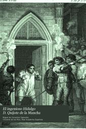 El ingenioso hidalgo d. Quijote de la Mancha: Volumen 2