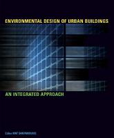 Environmental Design of Urban Buildings PDF