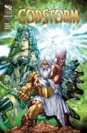 Grimm Fairy Tales presents Godstorm #0