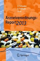Arzneiverordnungs Report 2013 PDF