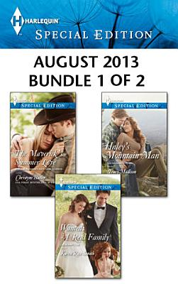 Harlequin Special Edition August 2013   Bundle 1 of 2