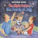 The Night Before the Fourth of July Book