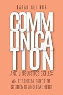 Communication and Linguistics Skills
