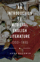 An Introduction to Medieval English Literature PDF