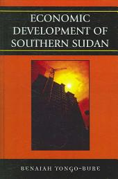Economic Development of Southern Sudan