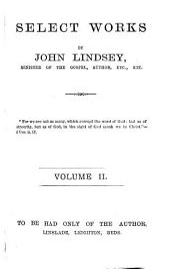 Select works. 2 vols. [in 15 pt.].