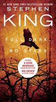 Full Dark  No Stars PDF