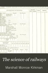 The Science of Railways: Volume 17