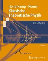 Klassische Theoretische Physik: Eine Einführung, Ausgabe 4