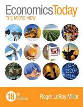 Economics Today: The Micro View, Edition 18
