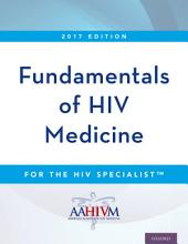 Fundamentals of HIV Medicine 2017