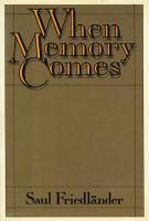 When Memory Comes PDF