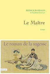 Le maître: roman