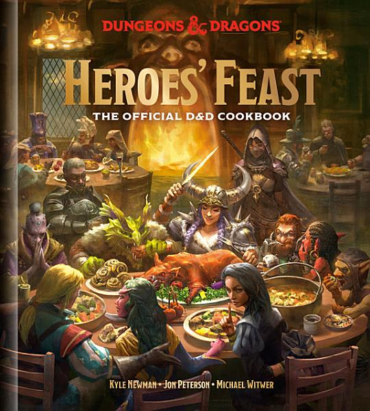 Download Heroes  Feast  Dungeons   Dragons  Book