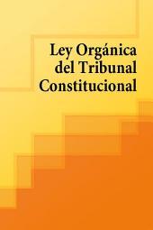 Ley Organica del Tribunal Constitucional