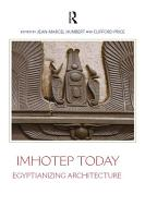 Imhotep Today PDF
