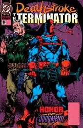 Deathstroke (1994-) #36