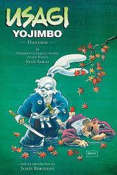 Usagi Yojimbo Volume 9: Daisho