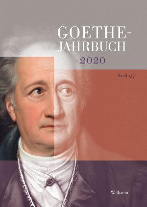 Goethe Jahrbuch 137  2020