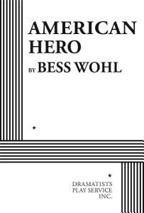 American Hero Book