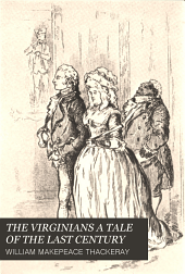 THE VIRGINIANS A TALE OF THE LAST CENTURY