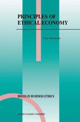 Principles of Ethical Economy PDF