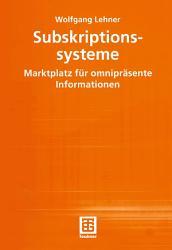 Subskriptionssysteme PDF