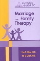Concise Guide to Marriage and Family Therapy PDF