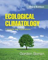 Ecological Climatology PDF