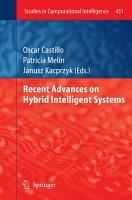 Recent Advances on Hybrid Intelligent Systems PDF