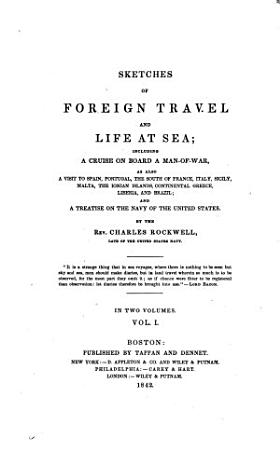 Sketches of Foreign Travel PDF