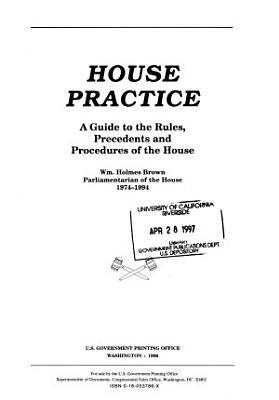 House Practice
