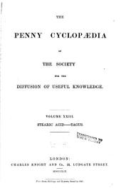 The Penny Cyclopædia of the Society for the Diffusion of Useful Knowledge: Volumes 23-24