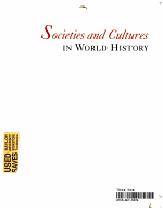 Societies and Cultures in World History: To 1500