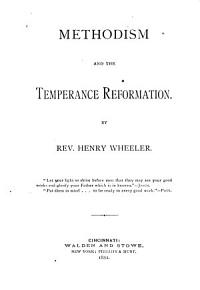 Methodism and the Temperance Reformation PDF