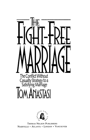 The Fight Free Marriage PDF