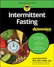 Intermittent Fasting For Dummies PDF